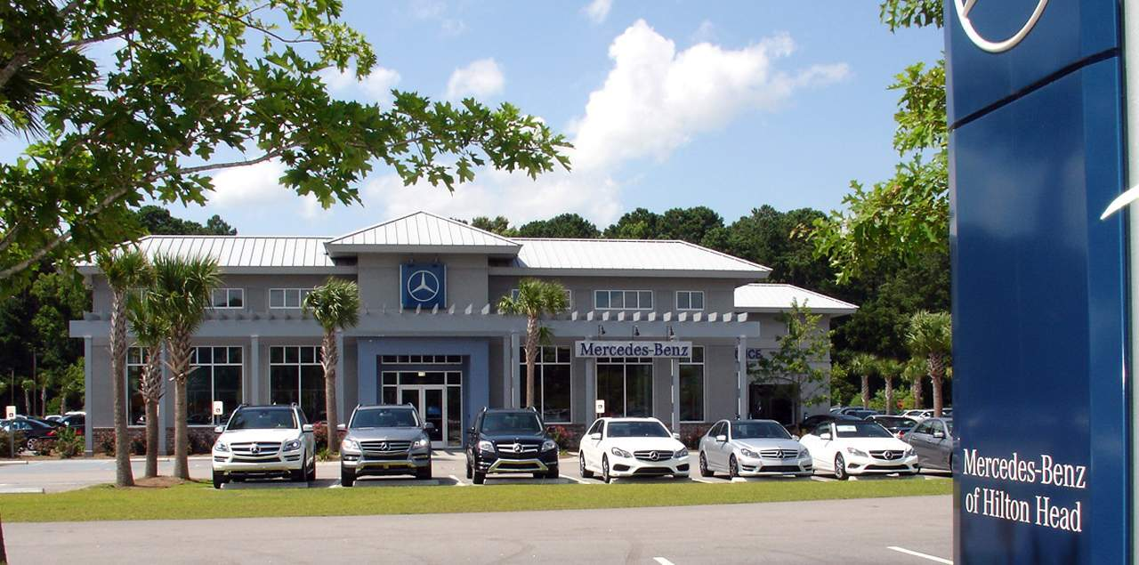 about mercedes-benz of hilton head a bluffton sc dealership