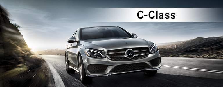 New Mercedes-Benz C-Class in Bluffton, SC