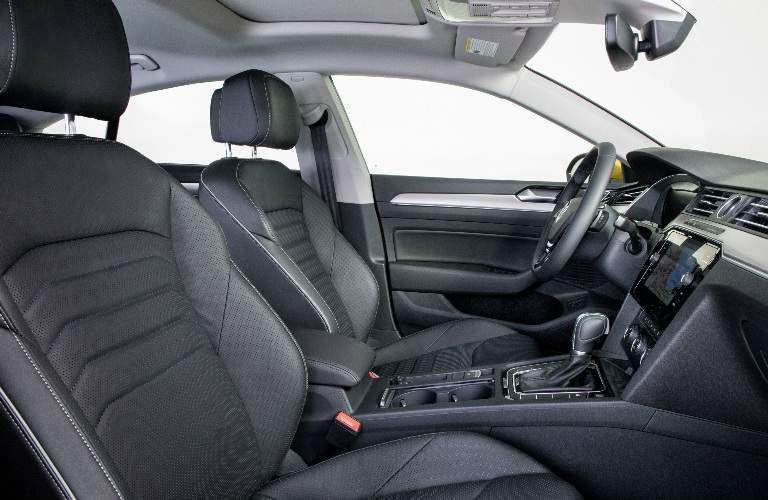 Dashboard and Dark Grey Seats of 2019 Volkswagen Arteon