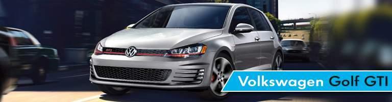 Volkswagen Golf GTI Title and Grey 2017 Volkswagen Golf GTI