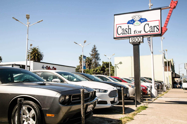 CashForCars Lot