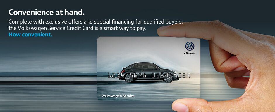 Volkswagen Service Credit in Mason City, IA