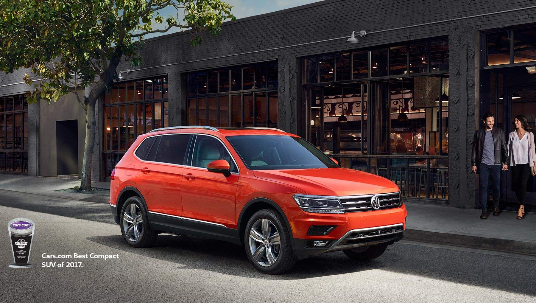 2018 Volkswagen Tiguan in The Woodlands, TX