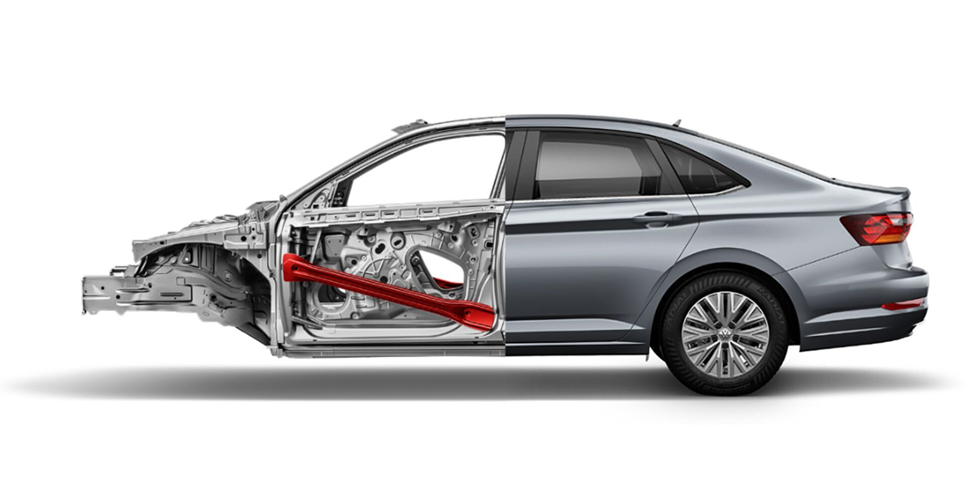 The 2019 Volkswagen Jetta's Safety Features