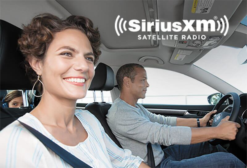 3-Month SiriusXM® Trial Subscription in Ontario, CA