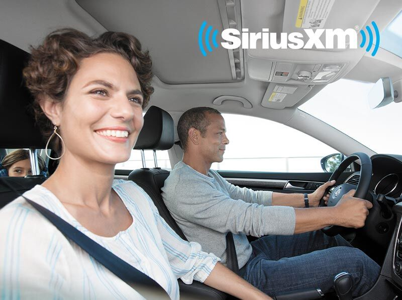 3-Month SiriusXM® Trial Subscription in Folsom, CA