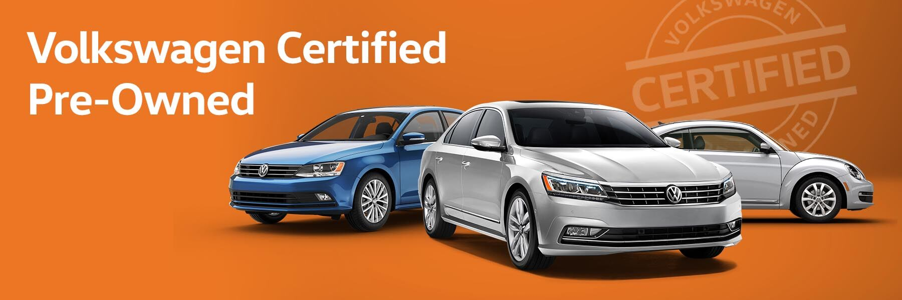 Volkswagen Certified Pre-Owned in Everett, WA