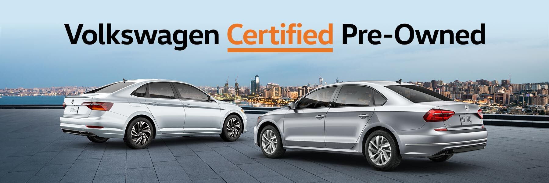 Volkswagen Certified Pre-Owned in Providence, RI
