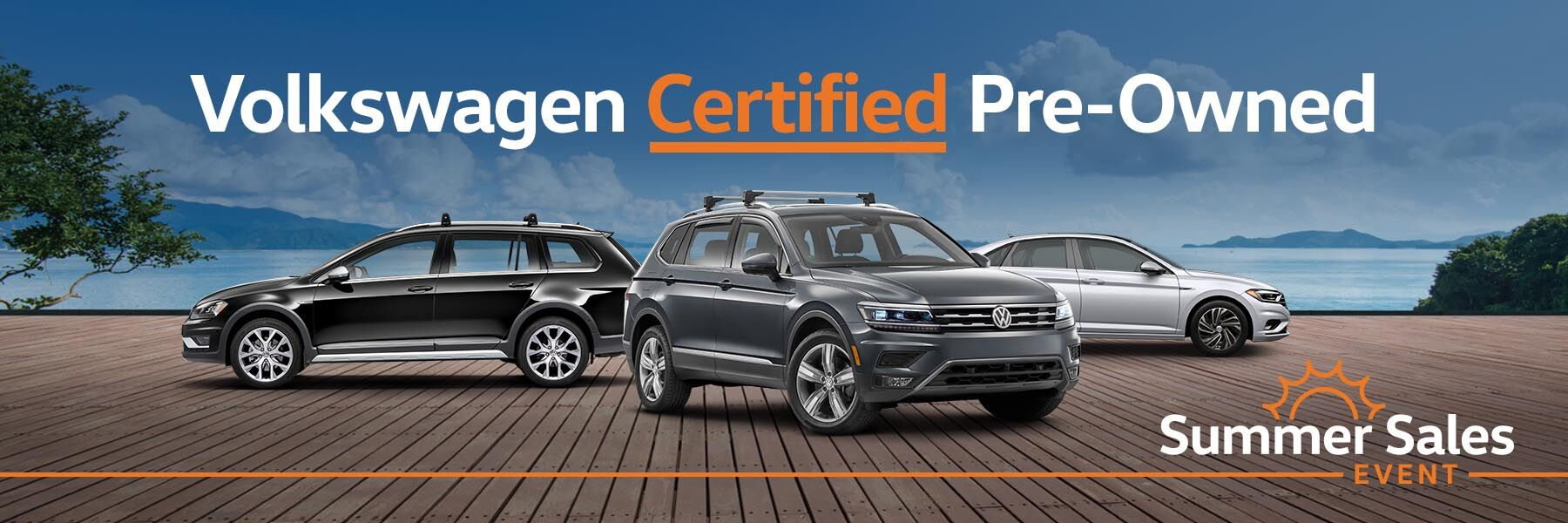 Volkswagen Certified Pre-Owned in Thousand Oaks, CA
