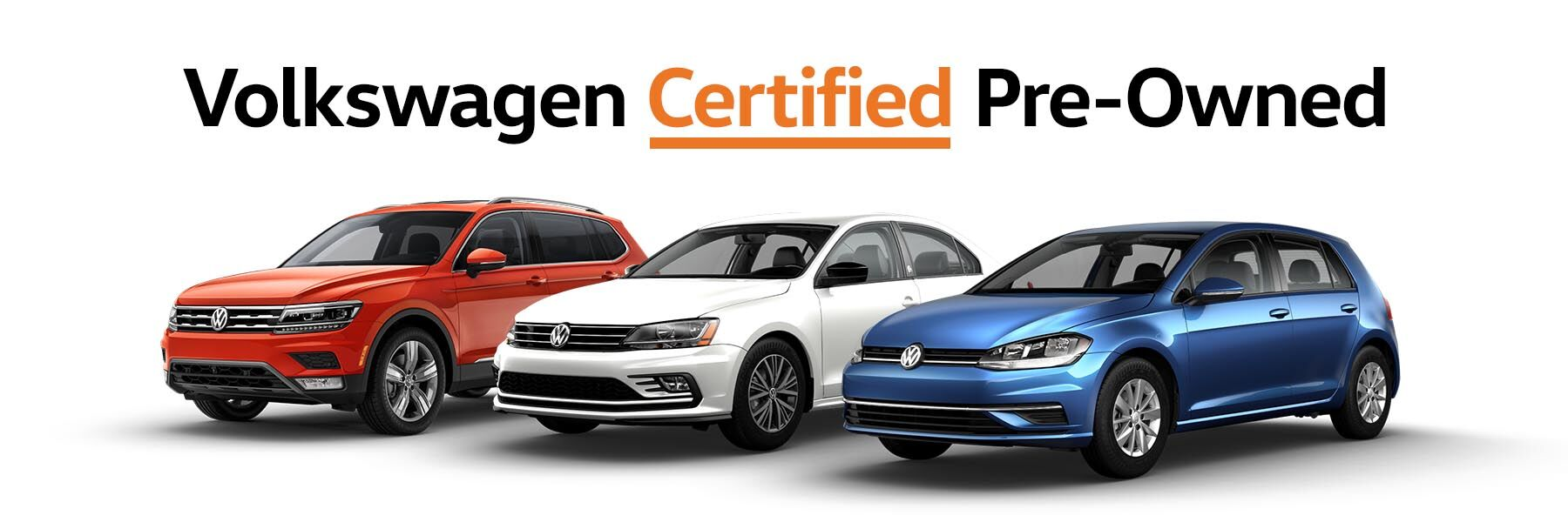 Volkswagen Certified Pre-Owned in Morris County, NJ