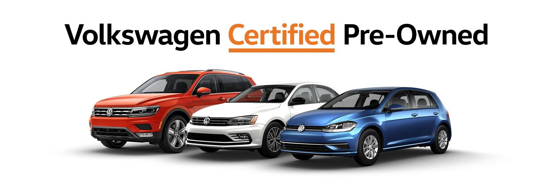 Volkswagen Certified Pre-Owned in Seattle, WA