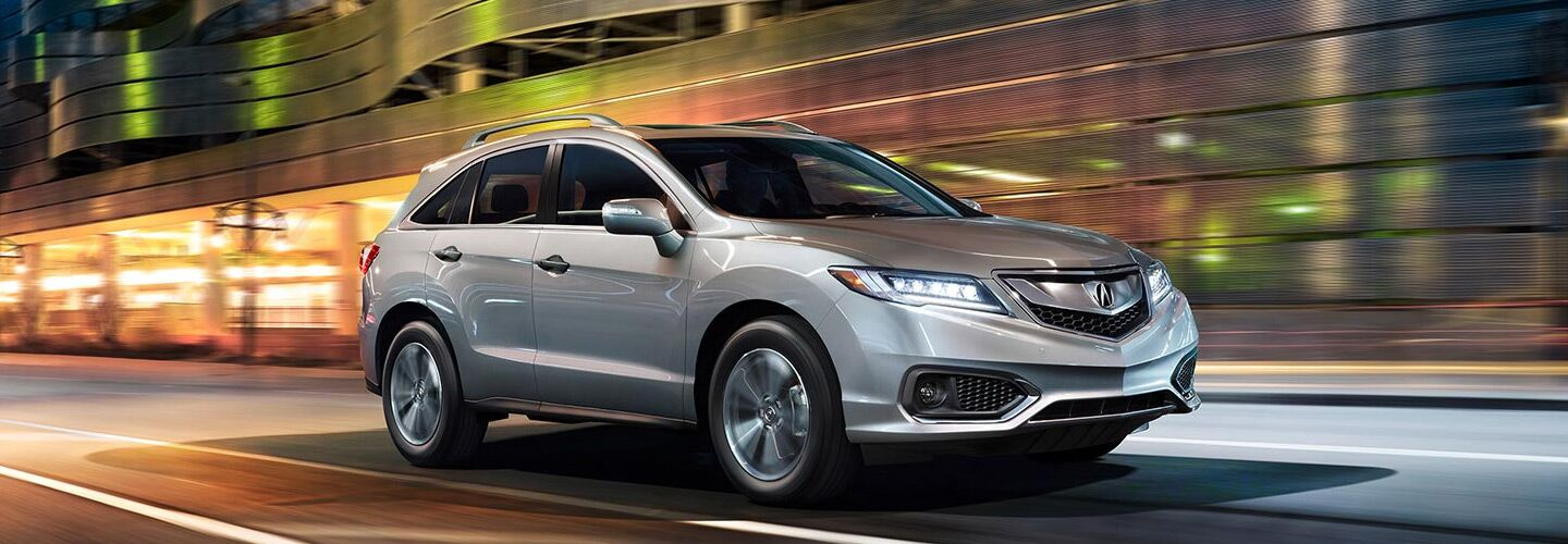 About Motorcars Acura