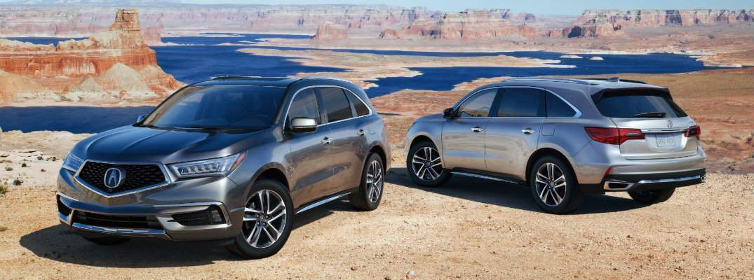 New Features and Performance of the 2018 Acura MDX