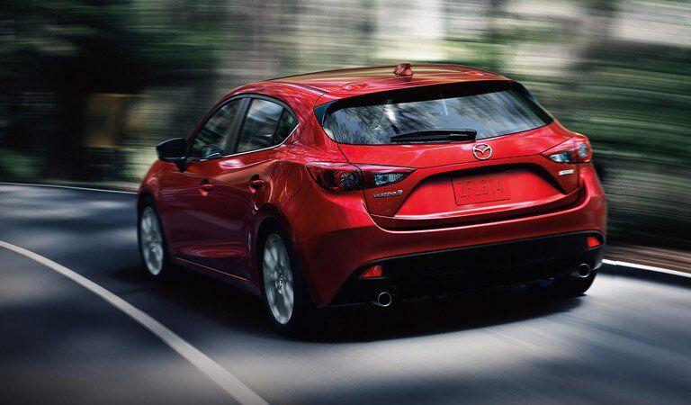 Mazda3 in Santa Rosa CA