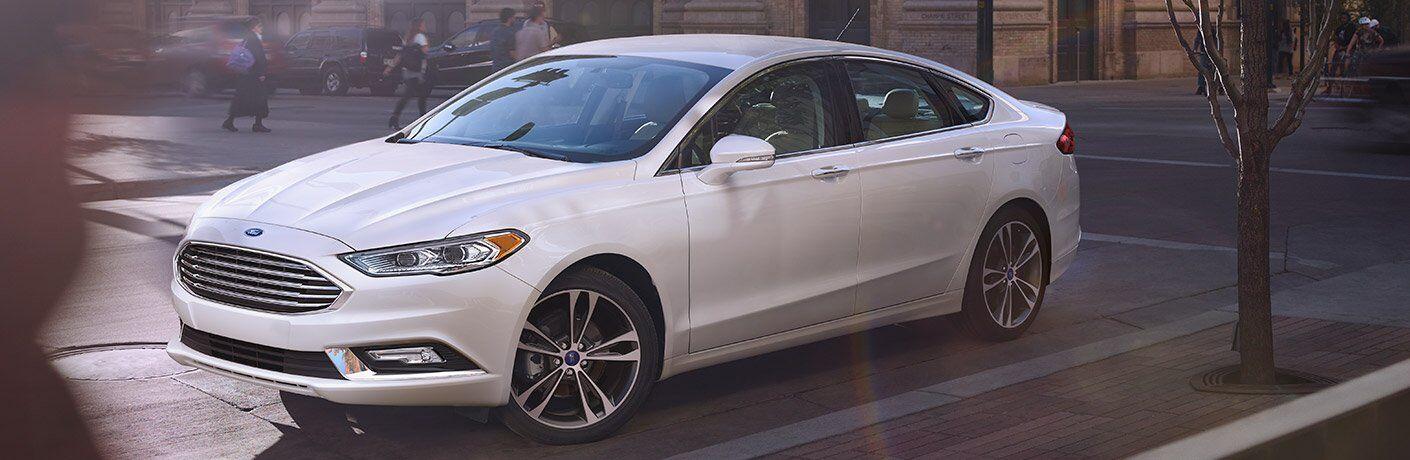 2017 Ford Fusion Santa Rosa, CA