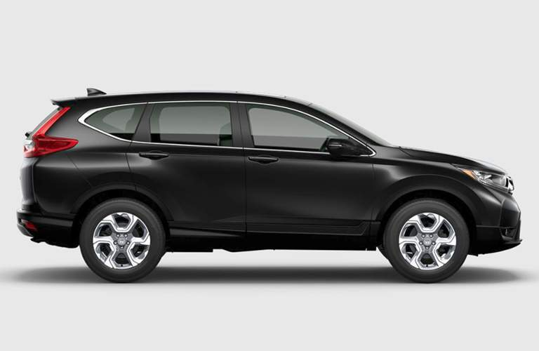 2017 Honda CR-V EX-L from the side
