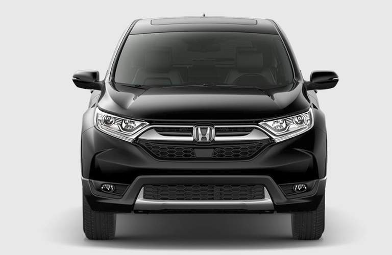 2017 Honda CR-V EX-L from the front