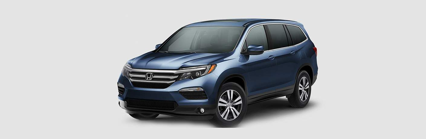 2017 Honda Pilot EX-L in the spotlight