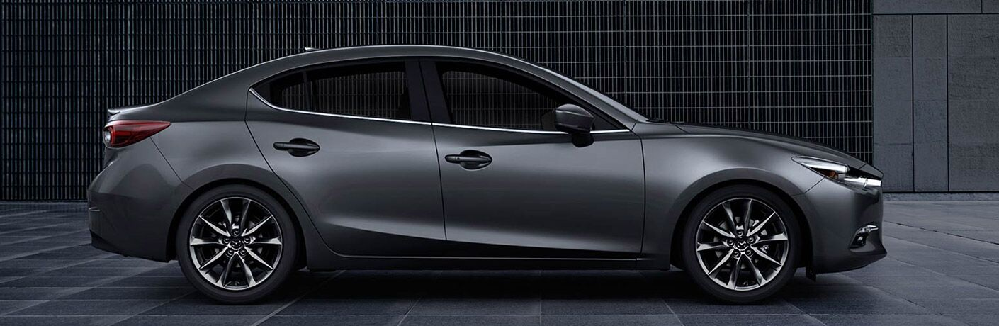 2018 Mazda3 Exterior Passenger Profile