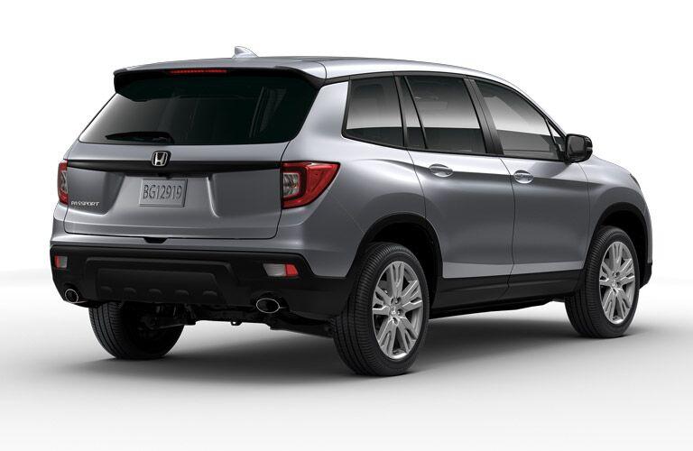 2019 Honda Passport EX-L in the spotlight
