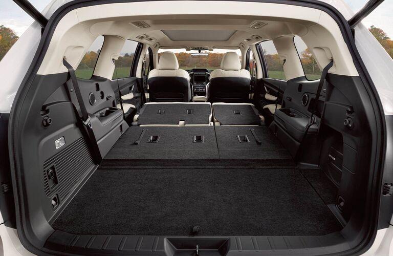 2021 Subaru Ascent cargo area