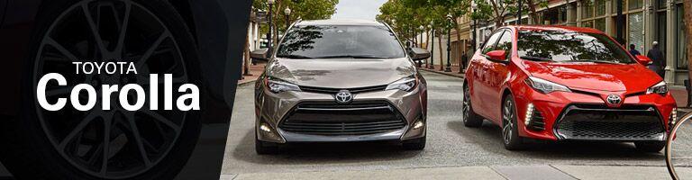 2017 Toyota Corolla in Sonoma County, CA