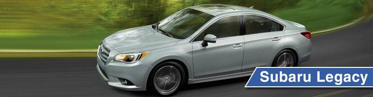 2017 Subaru Legacy in Santa Rosa CA