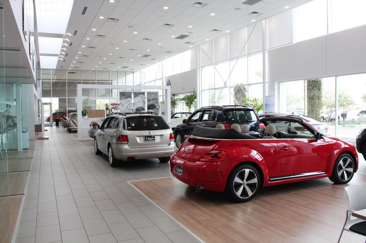 Brand New Convertible Volkswagen