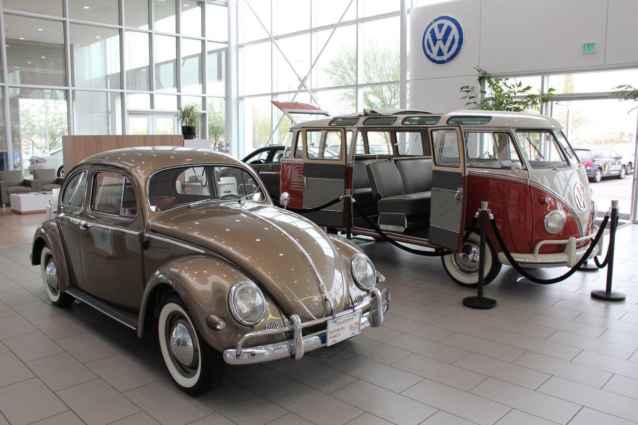 Phoenix Az Volkswagen Dealer San Tan Volkswagen