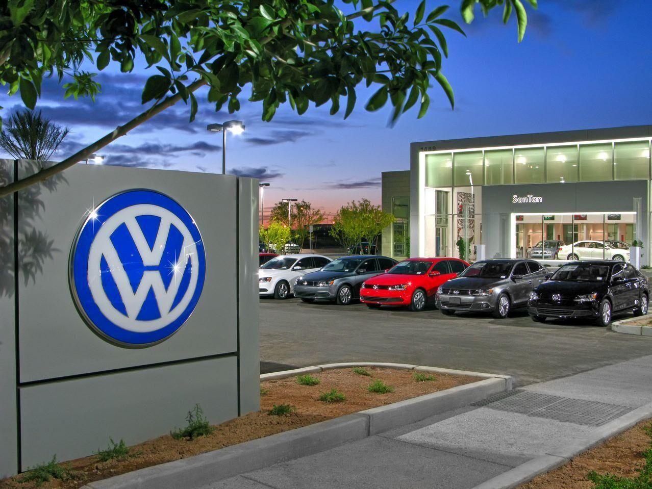 San Tan Volkswagen in Gilbert AZ