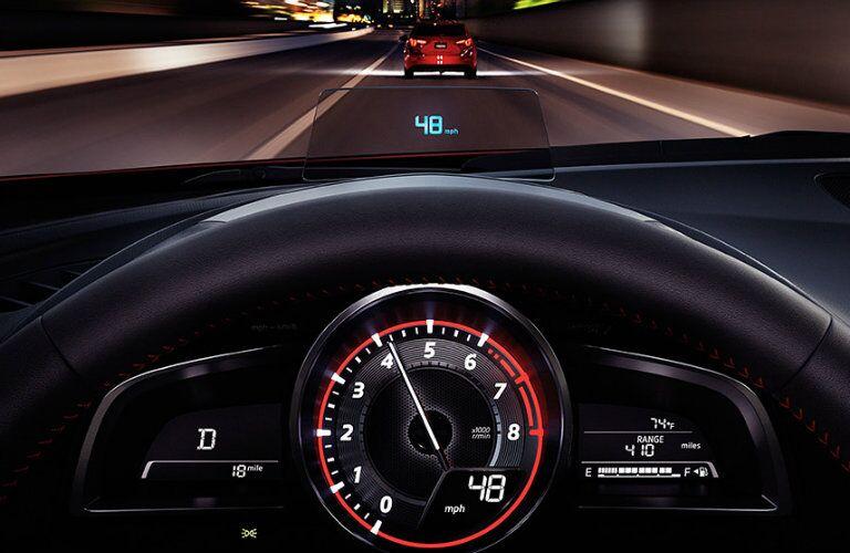 2016 Mazda3 5 Door Hatchback With Active Driving Display