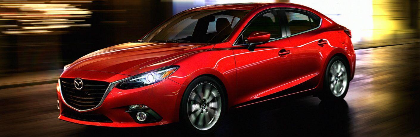 2016 Mazda3 Irvine CA