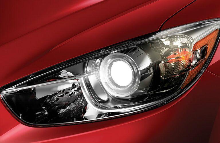 2016 mazda cx-5 headlight type options and design