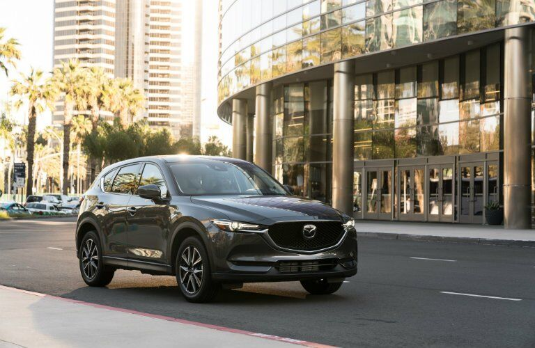 2017 CX-5 new features
