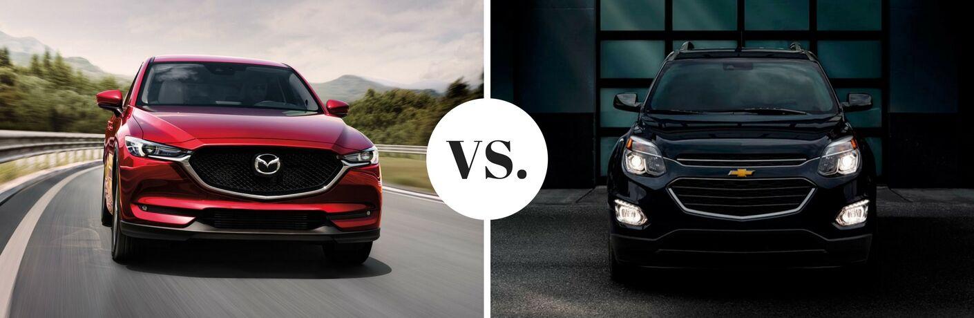2017 Mazda CX-5 vs. 2017 Chevy Equinox