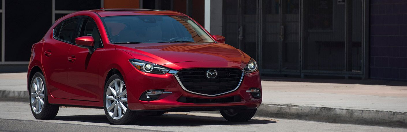 2017 Mazda3 Hatchback San Juan Capistrano CA