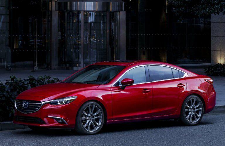 2017 Mazda6 Soul Red Crystal
