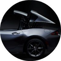 2017 MX-5 Miata RF retractable hard top