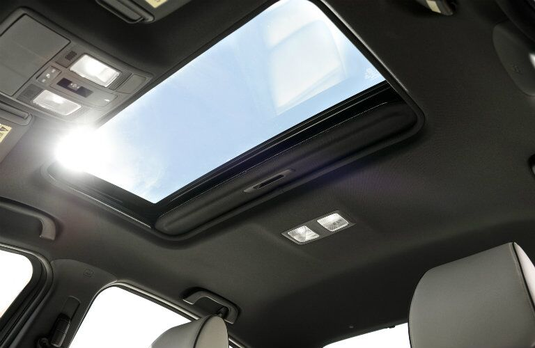 2017 mazda6 with a sunroof