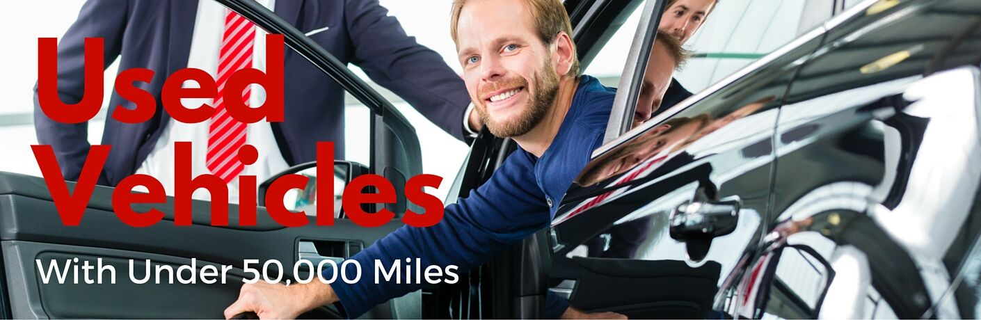 Used Cars With Under 50,000 Miles Orange County CA