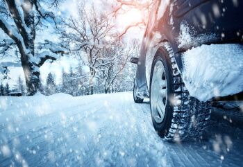 Winter Safety for Car