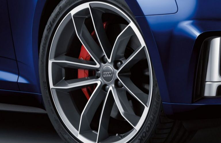 2018 Audi S5 Cabriolet tire