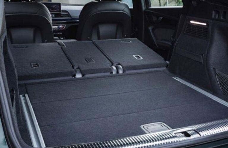 2018 Audi SQ5 cargo space