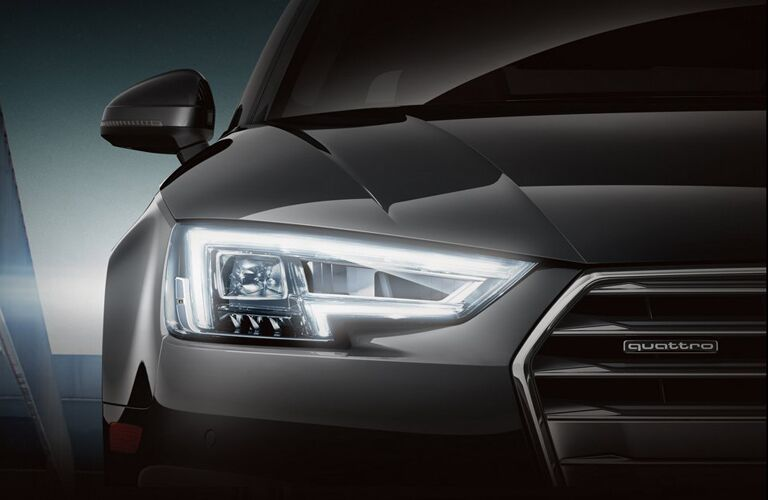 2019 Audi A4 headlight