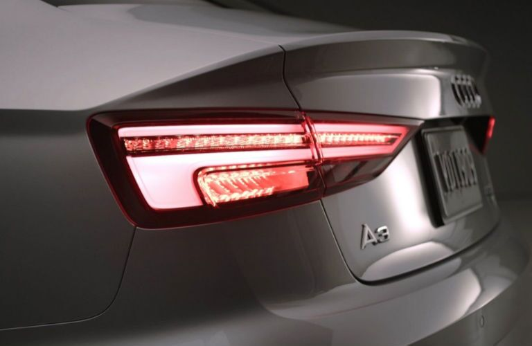 2019 Audi A3 taillights