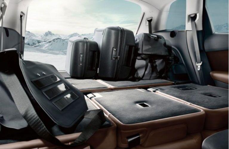 2019 Audi Q7 cargo space