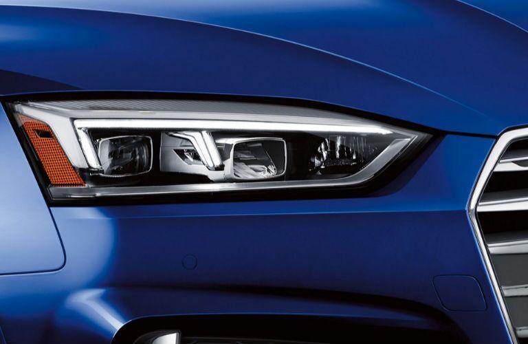 2019 Audi S5 headlight