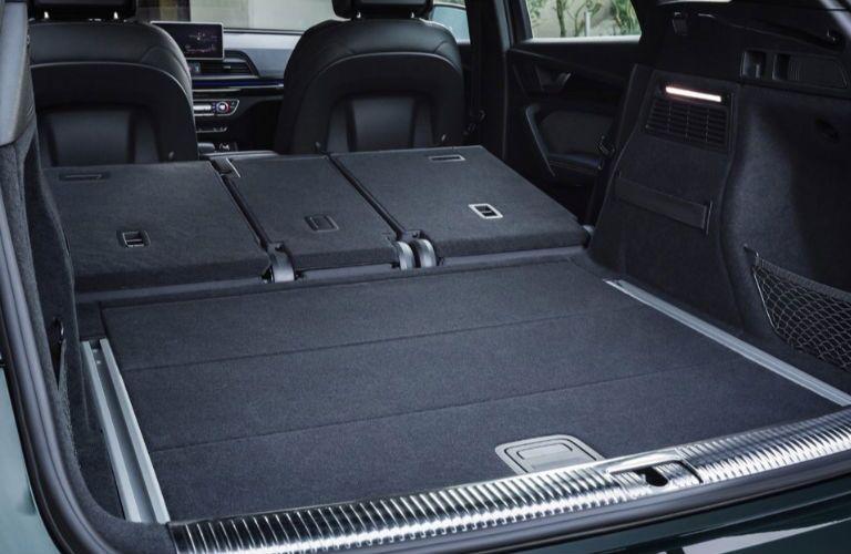 2019 Audi SQ5 cargo space