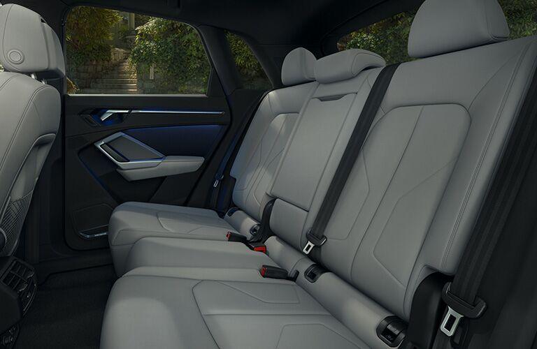 2020 Audi Q3 seating