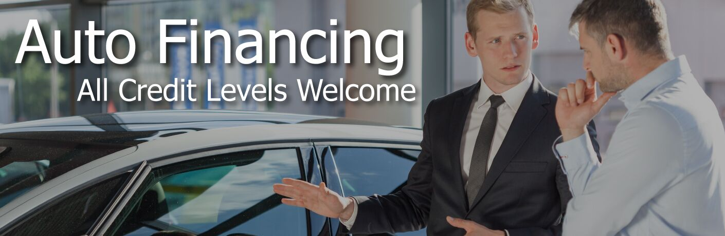 Auto Financing All Credit Levels Welcome